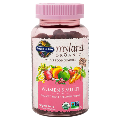 myKind Organics Womens Multi Gummies