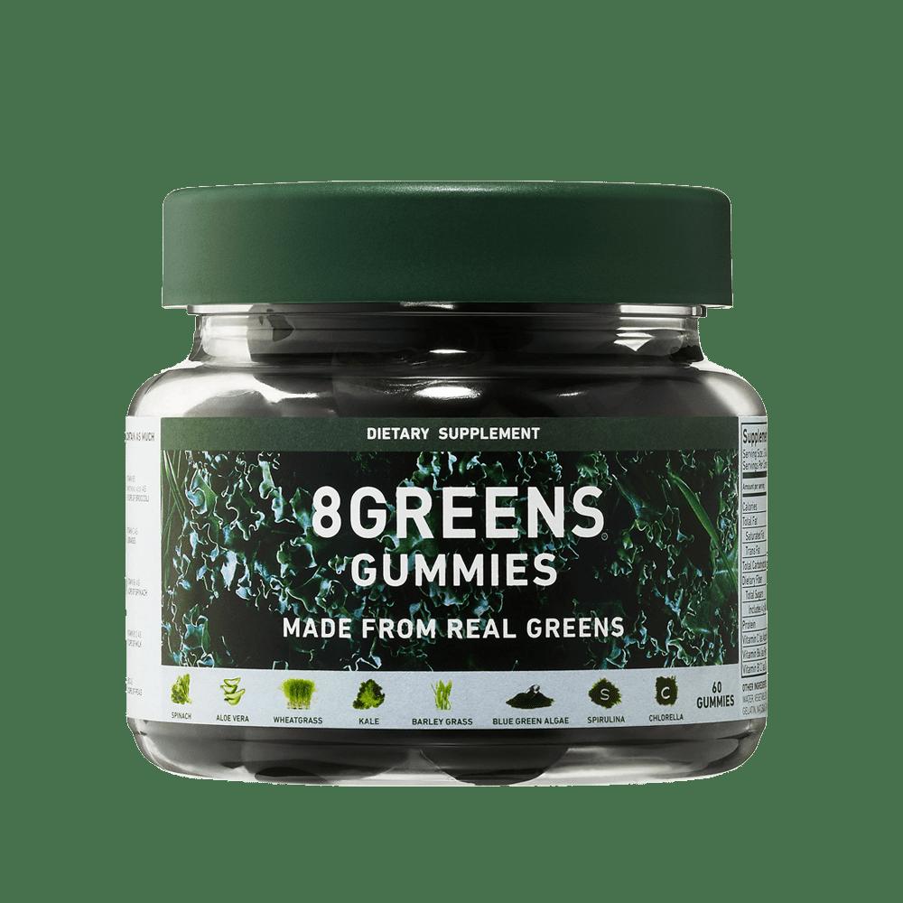 8greens Gummies