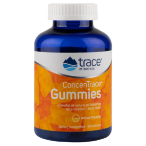 Trace Minerals ConcenTrace Gummies