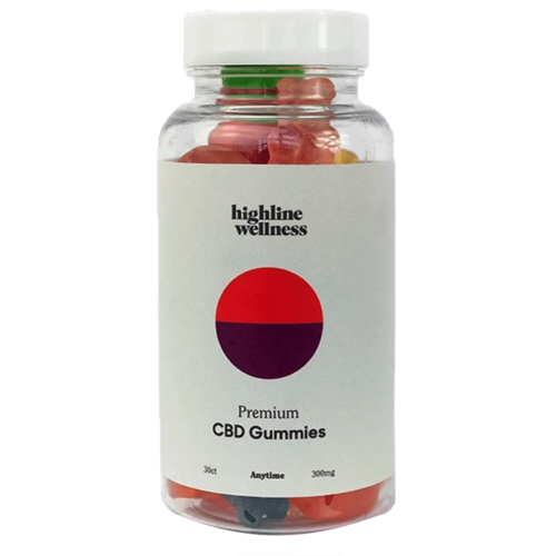 Highline Wellness CBD Anytime Gummies