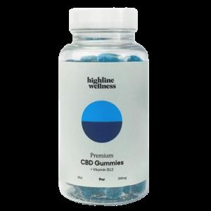 Highline Wellness CBD Day Gummies