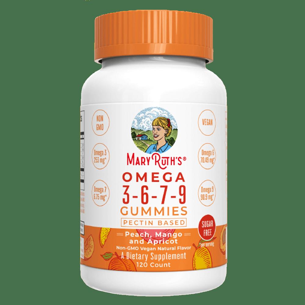 Mary Ruth's Omega 3-6-7-9 Gummies