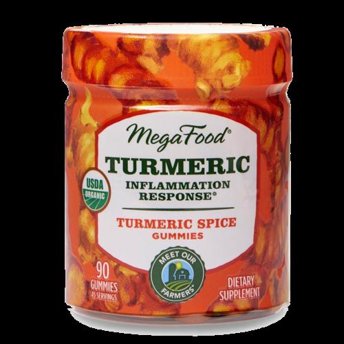 Megafood Turmeric Gummies
