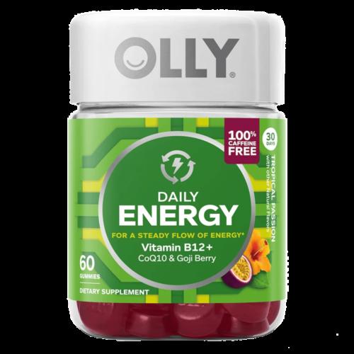 Olly Daily Energy Gummies