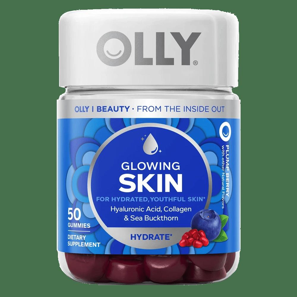 Olly Glowing Skin Gummies