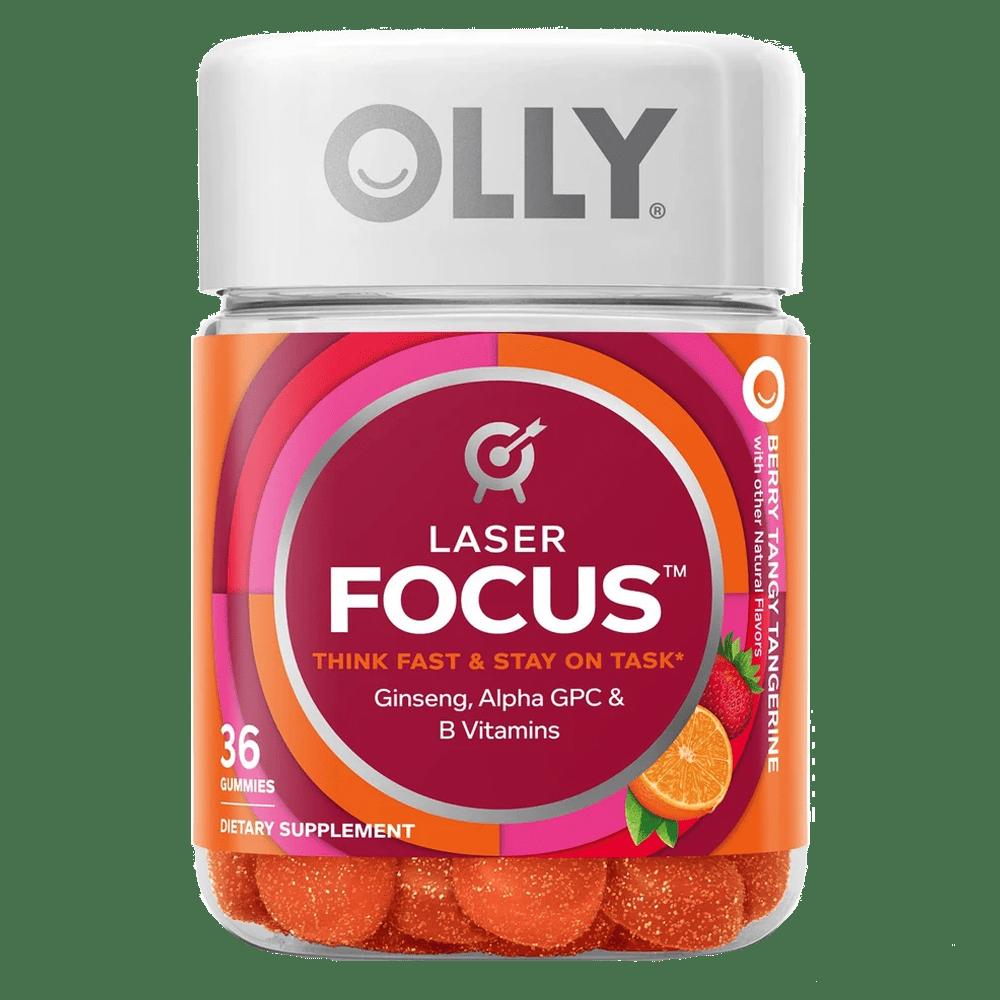Olly Laser Focus Gummies