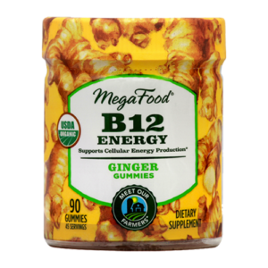 MegaFood B12 Energy Gummies