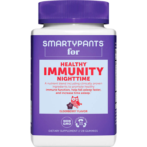 SmartyPants Immunity Nighttime