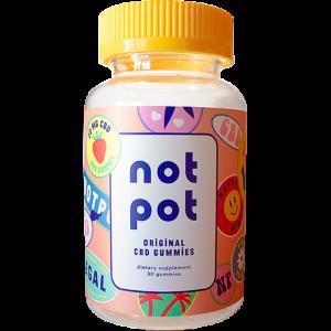 Not Pot Original CBD Gummies