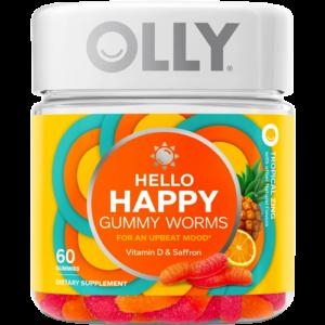 Olly Hello Happy