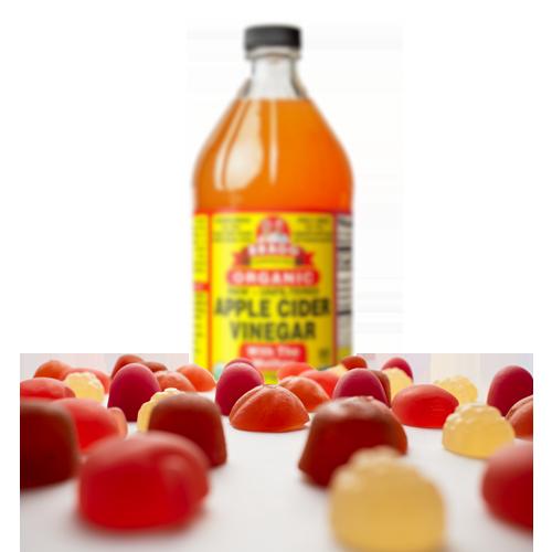 Apple Cider Vinegar Liquid vs Gummies