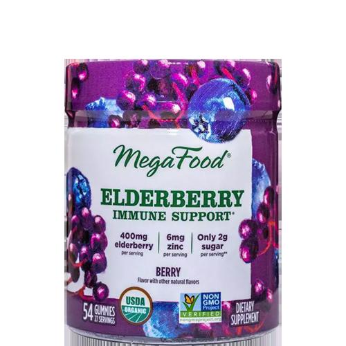 MegaFood Elderberry Immune Gummies