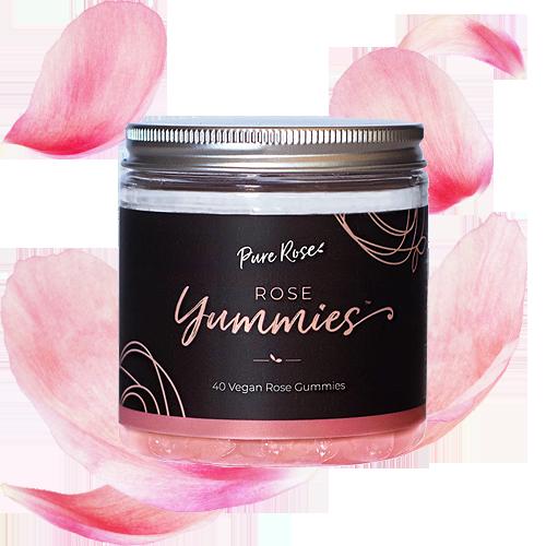 Pure Rose Yummies
