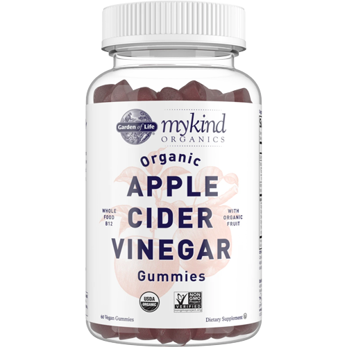 myKind Organics Apple Cider Vinegar Gummies