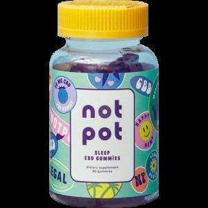 Not Pot Sleep CBD Gummies
