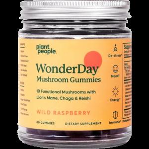 WonderDay Mushroom Gummies