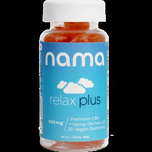Nama Relax Plus Gummies
